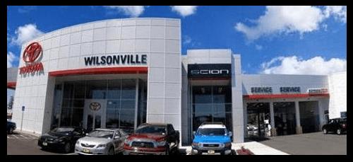 Toyota Wilsonville