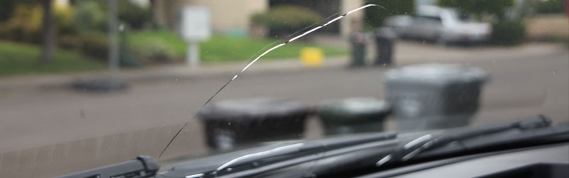 cracked windshield repair