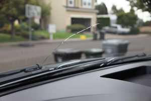 auto glass damage
