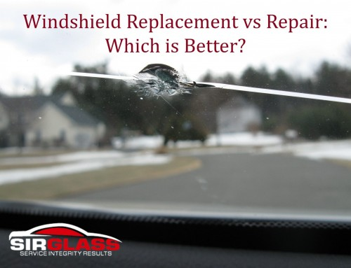 Windshield Replacement vs Repair: Which is Better?